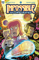 Impossible Incorporated #1 (of 5) Cover A Comic Book 2018 - IDW Inc