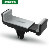 UGREEN Universal Phone Holder Air Vent Car Mount Stand For iPhone Samsung LG GPS