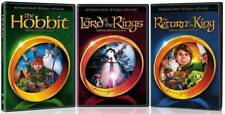 Animated Classics The Lord of the Rings + Hobbit + Return of the King New Dvd