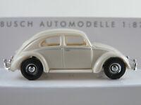 Busch 42720 VW Käfer Exportmodell (1953) in beige 1:87/H0 NEU/OVP