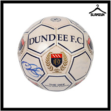 More details for dundee fc squad signed football dens park soccer ball the dee scotland spl
