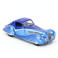 1/43 LUXCAR Delahaye 135 Competition 1936 Resin Car Model Collection For Gift