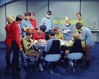 "Star Trek Original Series 10"" x 8"" Cast Photograph no 38"