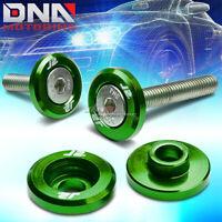 J2 ENGINE IGNITION DISTRIBUTOR METRIC CUP WASHER+BOLT//NUT KIT CIVIC EG//EM GREEN