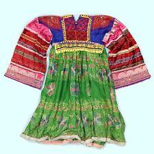 BellyDance Tribal DRESS Kuchi Afghan Turkman (sz 10) 782a9