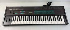 Yamaha Dx7 Synthesizer Dx-7 Vintage Keyboard Great Shape