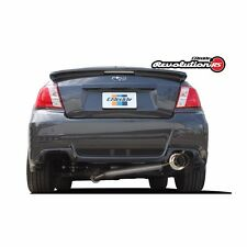 GReddy Revolution RS Exhaust System for 11-14 Subaru Impreza STi Sedan GV8