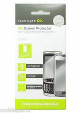 Pack of 2 Quality Screen Protectors by Case Mate for BlackBerry Z10 - CM027220