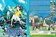 ANIME DVD~Penguin Highway~English subtitle&All region FREE SHIPPING+GIFT