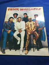 Earth Wind & Fire Japan tour book 1988 Maurice White Philip Bailey Fantasy