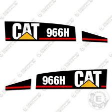 Caterpillar 966h Decal Kit Front End Loader Equipment Decals 966 H 3m Vinyl