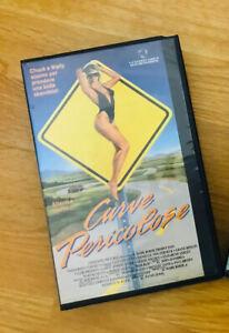 CURVE PERICOLOSE - TRASH COLLEGE AMERICANO - VHS