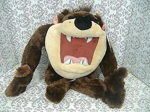 "Animal Adventure Looney Tunes Taz Tasmanian Devil 14"" Plush Stuffed Toy Nwt"