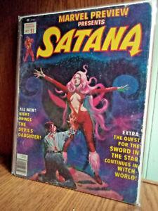 Marvel Preview #7 SATANA