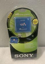 Sony Md Walkman Mz-E300 Blue Made in Japan Mint / new in Original Box