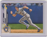 2020 Topps Series 1 ROBIN YOUNT SP Short Print Photo Variation BREWERS #149