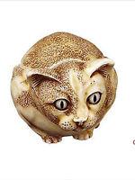 VICTORIA THE CAT #TJRPCA2 HARMONY KINGDOM ROLY POLYS ARTIST ADAM BINDER