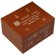 myrra 47212 Trafo 100-240V AC/DC-Wandler 12V 830mA Electronic-Transformer 854844