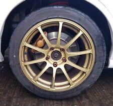 advan rs alloy wheels 5x114.3