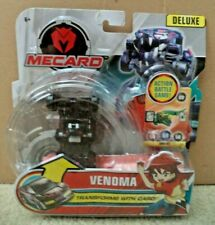 Mecard Venoma Deluxe - Transforming Robot to Toy Car *NEW*
