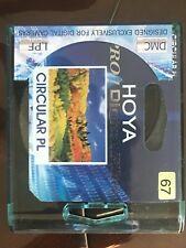 HOYA SLIM CPL Filter PRO1 Digital Camera Lens Filter 67mm