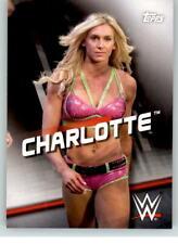 2016 WWE Divas Revolution #19 Charlotte Flair