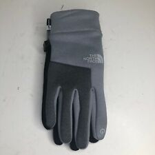 The North Face Black Gray Unisex ETIP Gloves, Size XL