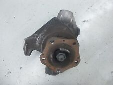 Porsche Boxster 986 2004 Front Wheel Hub Knuckle Assembly LHS J054