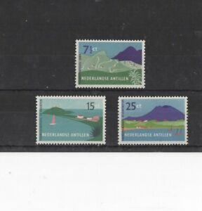 NETHERLANDS ANTILLES , 1957, SG359/61 TYPE 63 MNH + GUM SET