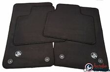 Holden VE Commodore Carpet Floor Mats Sedan Wagon New Genuine GM 2006-2013