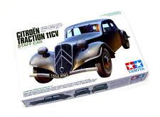Tamiya Military Model 1/35 Citroen Traction 11cv car Scale Hobby 35301