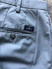 Mason's Man Chino Cotton Grey Pants size 32/ IT 48