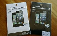 Professional ScreenGuard/Screen Protector for iPhone 4/4s