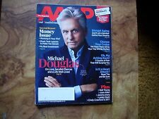 AARP The Magazine Cover Michael Douglas February/March 2016