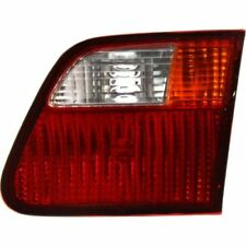 For Civic 99-00, Passenger Side, Inner Tail Light, Amber, Clear and Red Lens