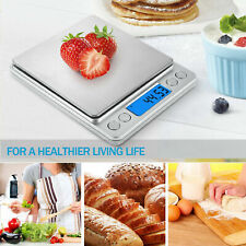 0.01g-500g Electronic Pocket Digital Food Weighing Scales Kitchen Gold Jewellery
