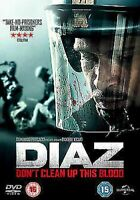 Diaz - Don'T Pulire Up This Blood DVD Nuovo DVD (8293260)