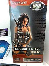 Sapphire Technology AMD Radeon HD 6970 Dual-X Graphics Card