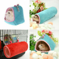 Pet hamster bed, the cage nest ferret rats squirrel hammocks Supply E9H3