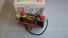 Facet 476459 Silver Top Competition Cylindrical Fuel Pump - STC505