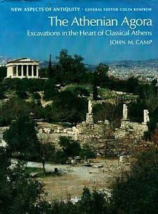 NEW H/C Athenian Agora Excavations Ancient Athens Greece City Center 100's Pix