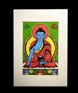 Tarjeta Postal Ashokbhya Buda Papel Recycle