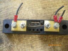 Nebenwiderstand 4/6/15/A-60mV Shunt BatterieanlageMessungHochleistungswiderstand