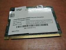 Original adaptador WLAN Intel Pro wireless 2200bg de siemens amilo m7405