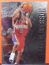 Allen Iverson card 96-97 Metal #201