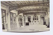 29115 AK Wittenberg Lehrstuhl von Martin Luther mit Gemälden an der Wand 1912