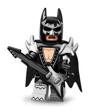 NEW LEGO GLAM METAL BATMAN MINIFIG 71017 movie series figure minifigure rock