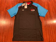 2016-17 Under Armour Men's AZ Alkmaar Soccer Polo Jersey Shirt Large L