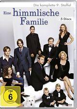 5 DVDs * EINE HIMMLISCHE FAMILIE - DIE KOMPLETTE STAFFEL 9  # NEU OVP $