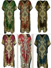 6x Ladies Women's New Summer Floral print Long kaftan dress african style Joblot